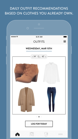App Store - 7 Plus - Outfits